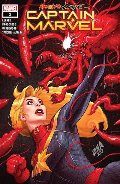 Absolute Carnage – Captain Marvel #1 (2019)