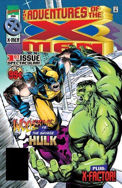 Adventures of the The X-Men #1 – 12 (1996-1997 – 2019)