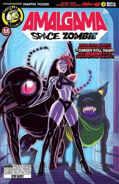 Amalgama – Space Zombie #2 (2019)