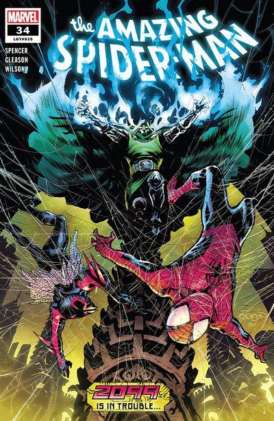 Amazing Spider-Man #34 (2019)