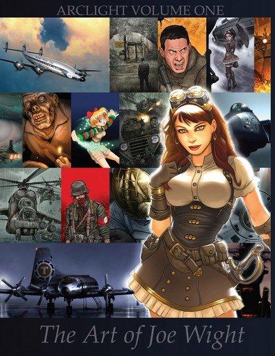 Arclight Vol. 1 – The Art of Joe Wight (2014)