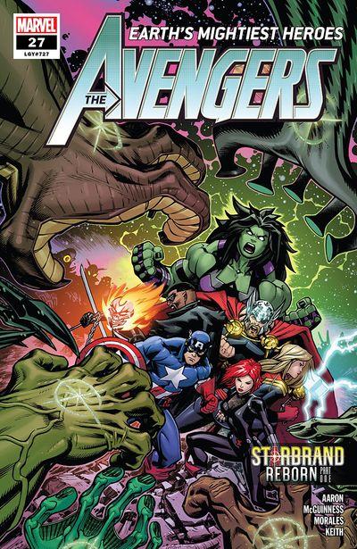 Avengers #27 (2019)