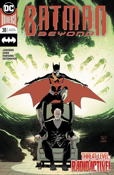 Batman Beyond #38 (2019)