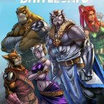 Battlecats Vol. 2 #1 – 6 (2019)