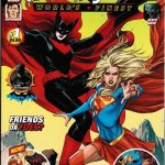 Batwoman-Supergirl – World's Finest Giant #1 (2019)