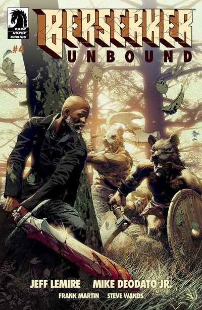 Berserker Unbound #4 (2019)