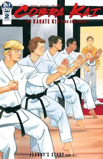 Cobra Kai – The Karate Kid Saga Continues #2 (2019)