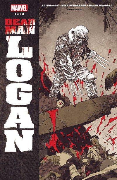 Dead Man Logan #1 – 12 (2018-2019)