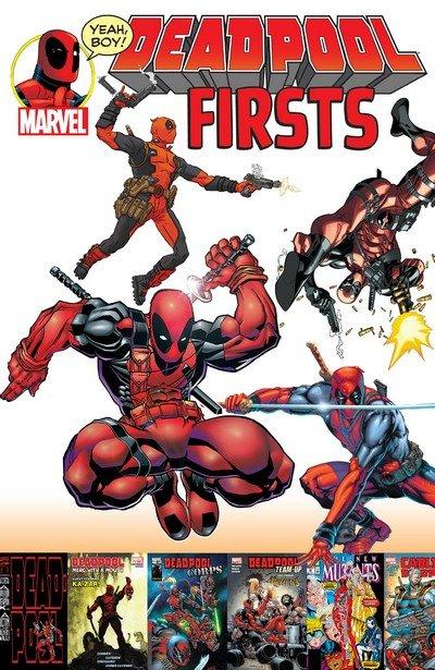 Deadpool Firsts (TPB) (2016)