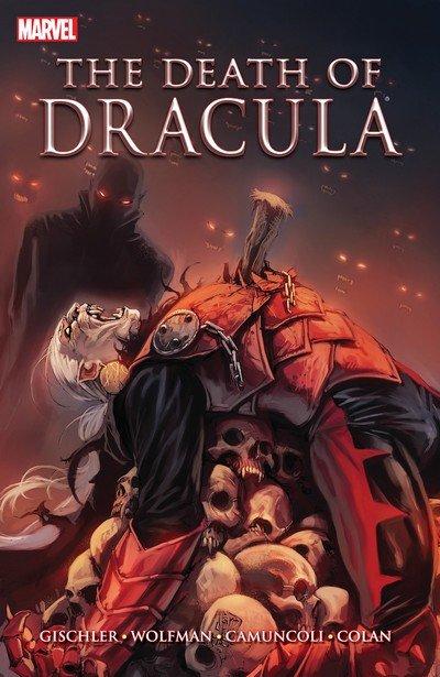 Death of Dracula (TPB) (2011)