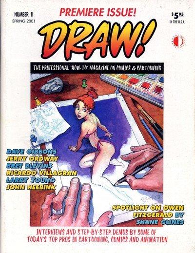 Draw! #1 – 28 (2001-2008)