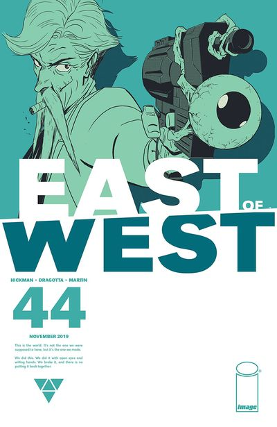 East Of West #44 (2019)