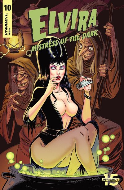 Elvira – Mistress Of The Dark #10 (2019)