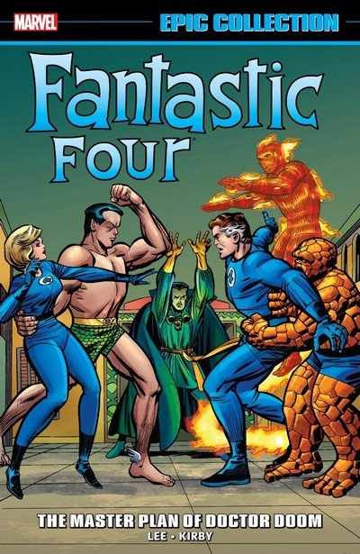 Fantastic Four Epic Collection Vol. 2 – The Master Plan of Doctor Doom (2017)