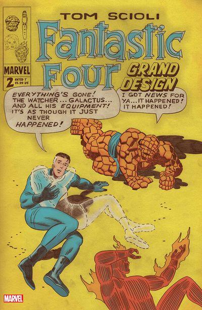 Fantastic Four – Grand Design #2 (2019)
