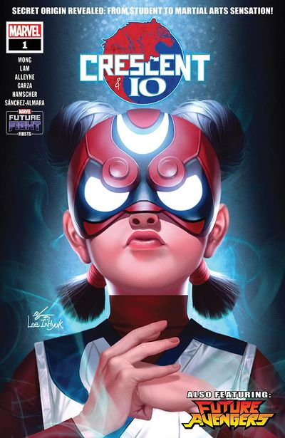 Future Fight Firsts – Crescent And Io #1 (2019)