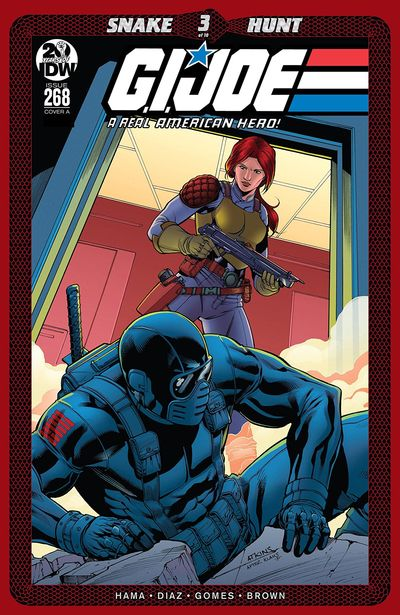 G.I. Joe – A Real American Hero #268 (2019)