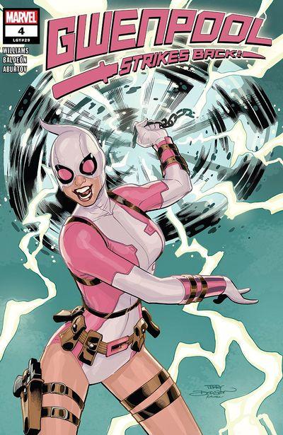 Gwenpool Strikes Back #4 (2019)