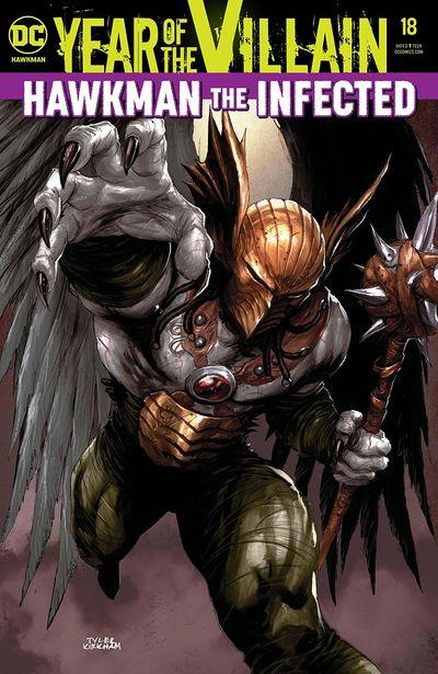 Hawkman #18 (2019)