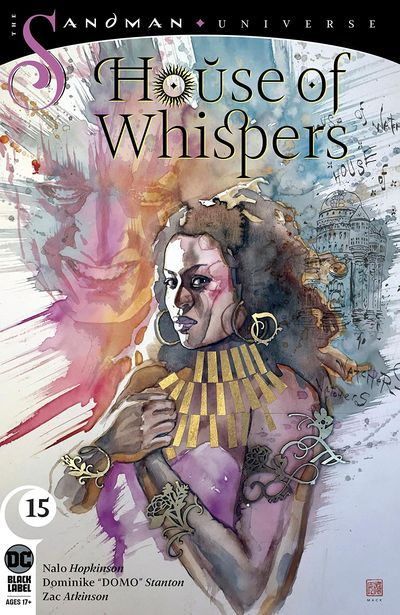 House Of Whispers #15 (2019)
