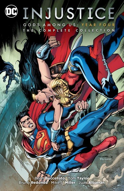 Injustice – Gods Among Us – Year Four – The Complete Collection (2018)