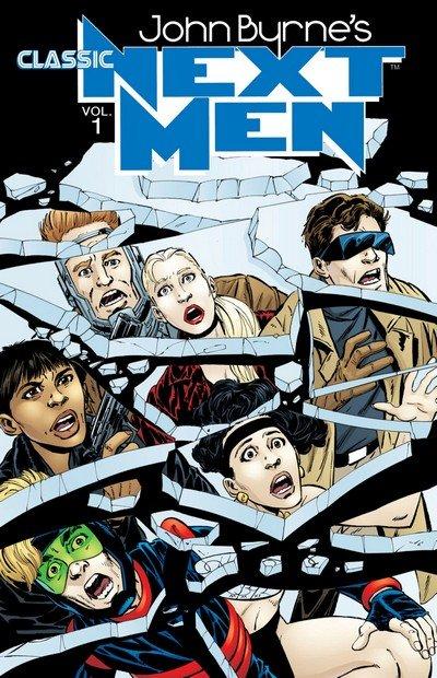 John Byrnes Classic Next Men Vol. 1 – 3 (2011-2012)