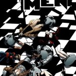 John Byrne's Next Men Vol. 2 #1 – 9 (2010-2011)