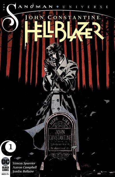 John Constantine – Hellblazer #1 (2019)
