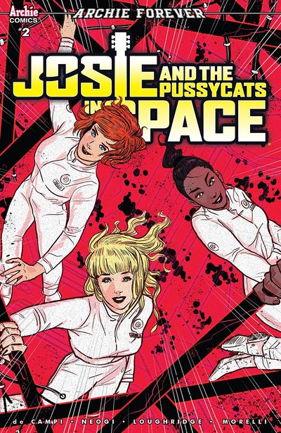 Josie and the Pussycats in Space #2 (2019)