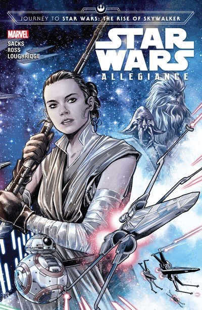 Journey To Star Wars – The Rise Of Skywalker – Allegiance (TPB) (2019)