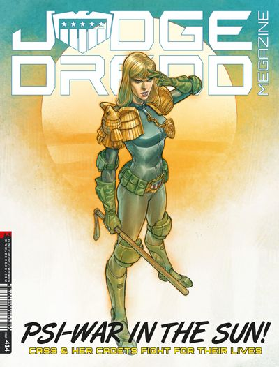 Judge Dredd Megazine #414 (2019)