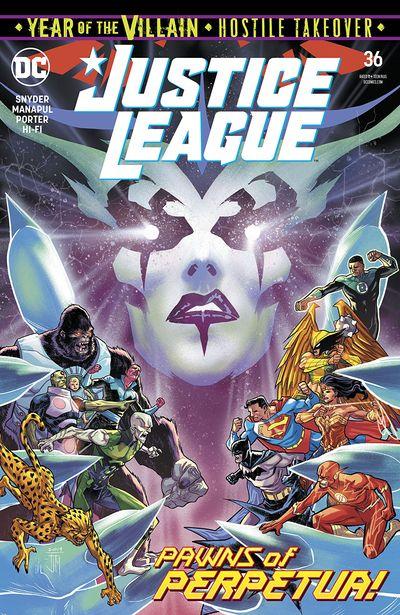 Justice League #36 (2019)