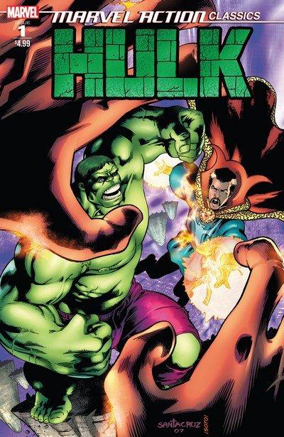 Marvel Action Classics – Hulk #1 (2019)