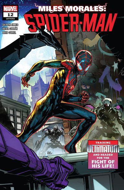 Miles Morales – Spider-Man #12 (2019)
