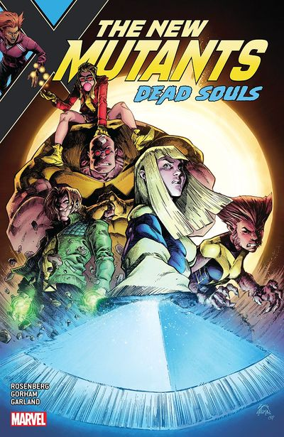 New Mutants – Dead Souls (TPB) (2018)