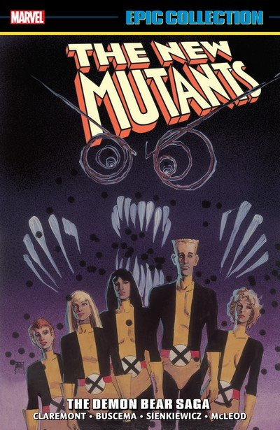 New Mutants Epic Collection – The Demon Bear Saga (2019)