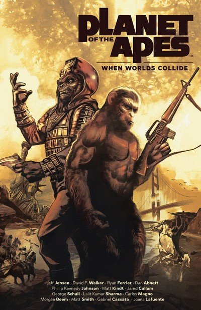 Planet of the Apes – When Worlds Collide (TPB) (2019)
