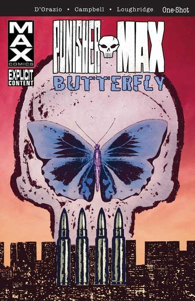 Punisher Max – Butterfly (2010)
