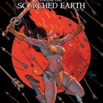 Red Sonja Vol. 1 – Scorched Earth (TPB) (2019)