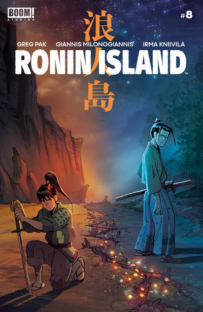 Ronin Island #8 (2019)