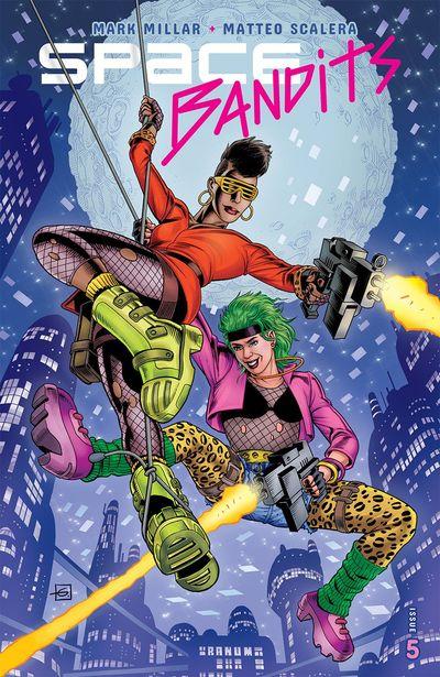 Space Bandits #5 (2019)