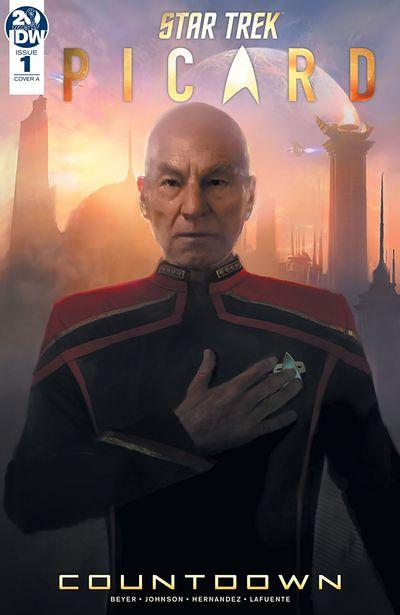 Star Trek – Picard – Countdown #1 (2019)
