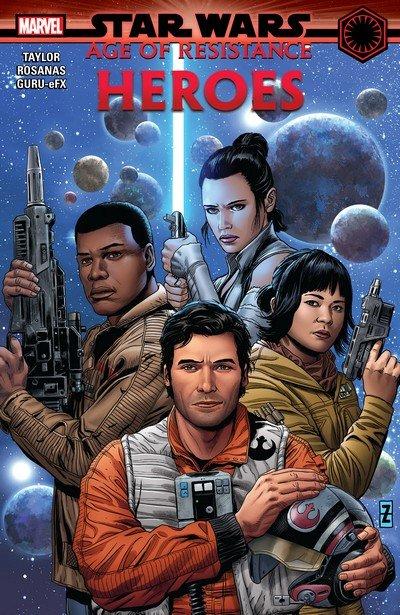 Star Wars – Age Of Resistance – Heroes (TPB) (2019)