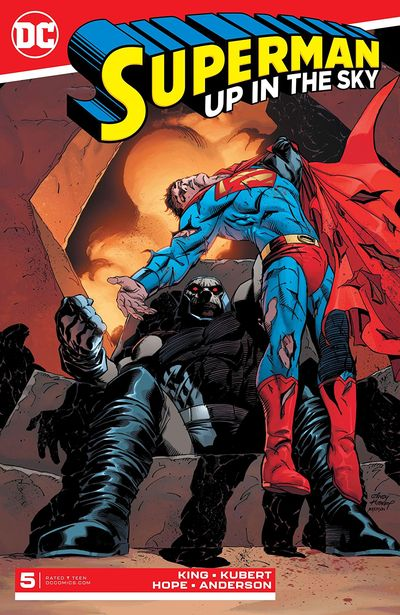 Superman – Up In The Sky #5 (2019)