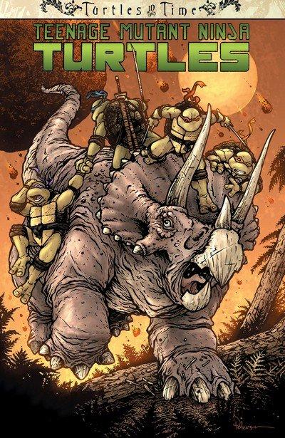 Teenage Mutant Ninja Turtles – Turtles in Time (TPB) (2014)