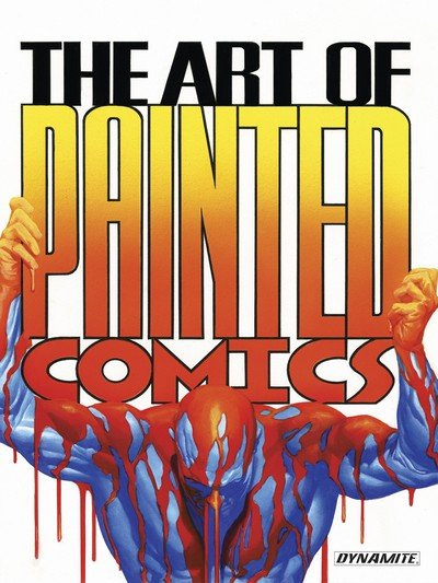 The Art Of Painted Comics (2016)