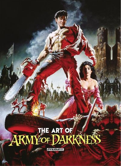 The Art of Army of Darkness (2014)