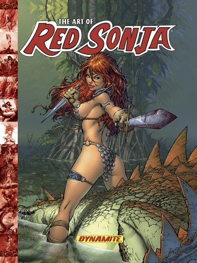 The Art of Red Sonja Vol. 1 – 2 (2010-2016)