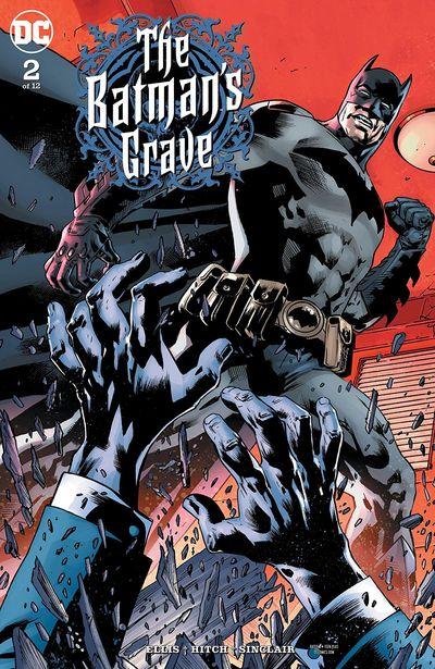 The Batman's Grave #2 (2019)
