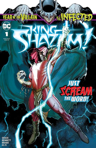 The Infected – King Shazam #1 (2019)